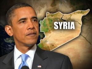 Obama and Syria
