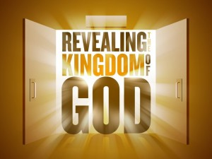 The time is fulfilled and the Kingdom of God is at hand