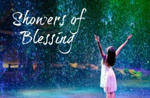 Prayer - Let the water blessing flow