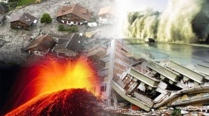 disasters are increasing