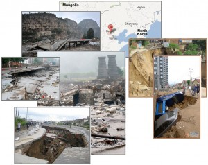 disasters in China