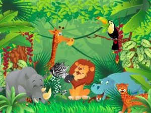 kids wallpaper animals 2