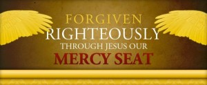 I was the mercy seat