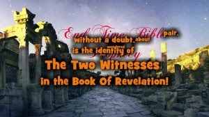 two witnesses of book of Revelation