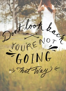 don't look back2