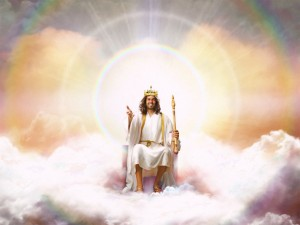 love and respect for the King of kings, Jesus Christ