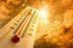 Höllische Hitze
