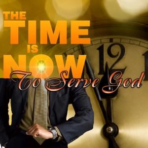 Servants serve God