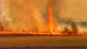 Feuertornado - Finger Gottes - Endzeit