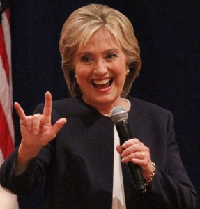 Hillary made a soul pact