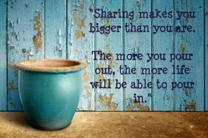 share your blessings4