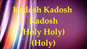 3 X Kadosh
