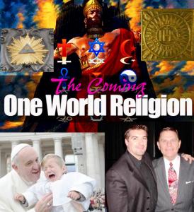 one world religion blind scribes