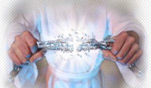 deliverance in Jesus Christ's name