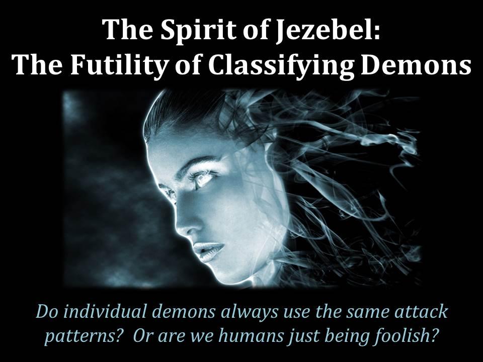 What is a jezebel spirit