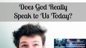 does-god-really-speak-today