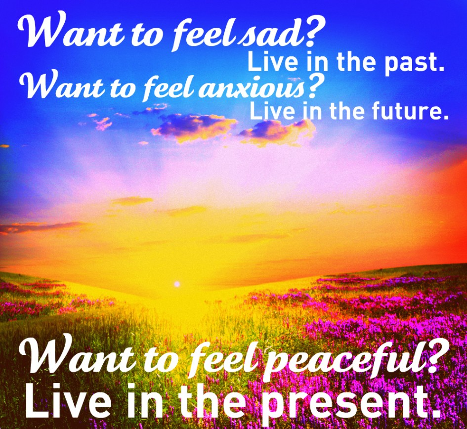 Learn To Live In Present.... - YouTube